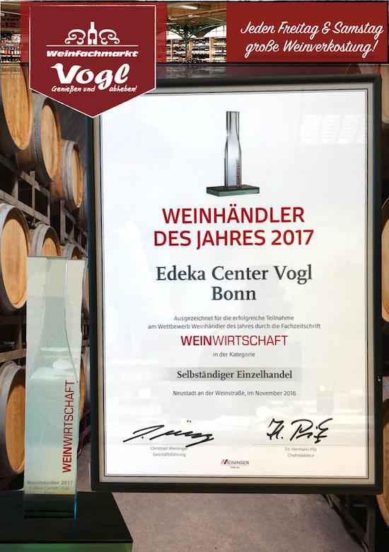 Weinhändler des Jahres 2017