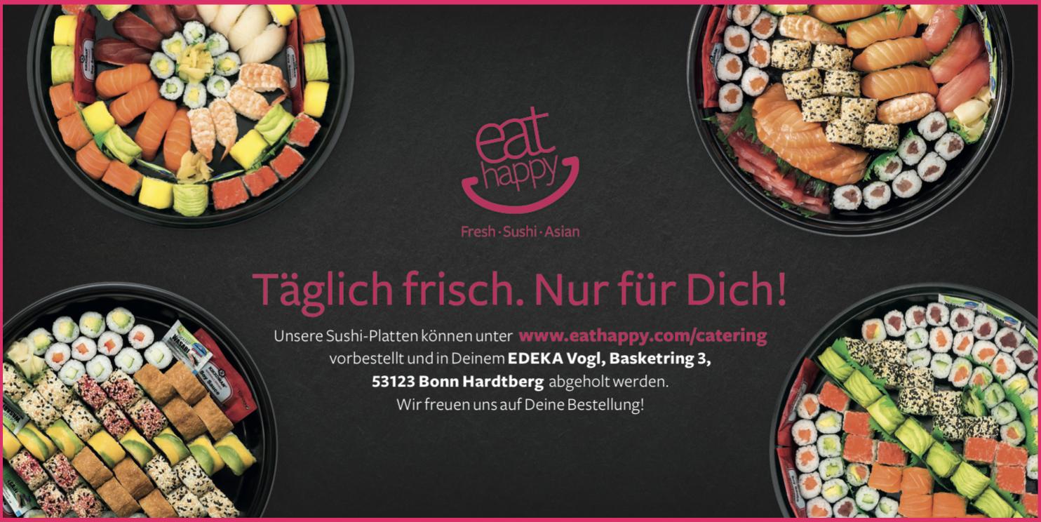 EDEKA Vogl | Genießen und abheben!