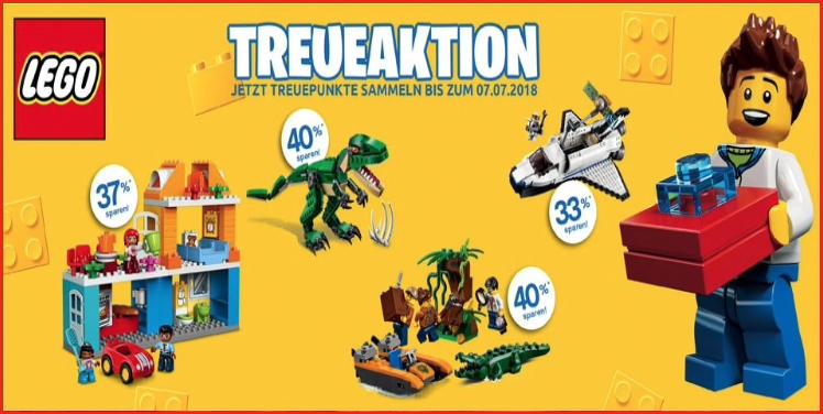 Mit EDEKA Rhein-Ruhr tolle LEGO® Produkte sammeln.